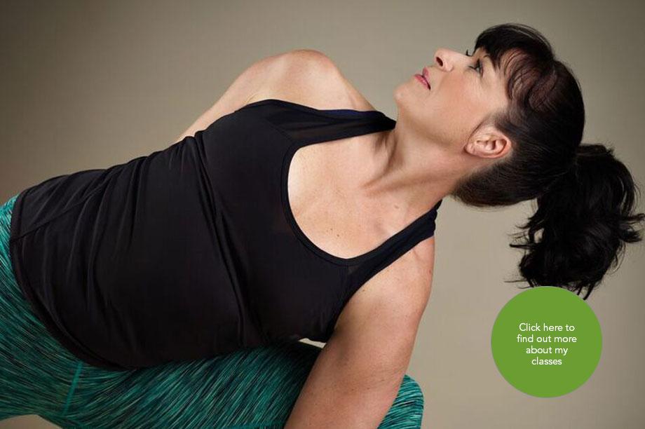 Santosha Yoga began in 2005 by yoga teacher Andrea Kwiatkowski .